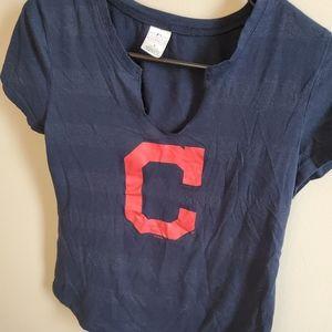 Cleveland indians shirt